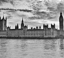 Palace of Westminster #3 by Matthew Floyd