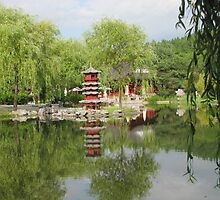 Chinese Garden by orko