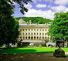 The Crescent, Buxton by Rod Johnson