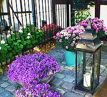 Purple Porch by Jennifer Lam