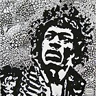 Jimi Hendrix - Rock Guitar Legend by Abby Hope Skinner