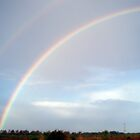 Double Rainbow by DionNelson