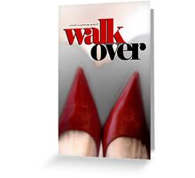 Walk Over The Top © Vicki Ferrari Photography Greeting Card