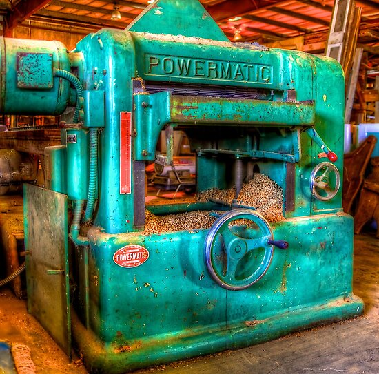 Powermatic 221 by njordphoto