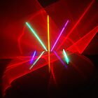 Laser Show by Simonka