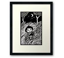 The Dark Dead Meadow Framed Print