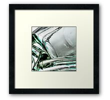 Triple Empty.... Framed Print