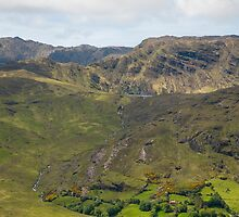 Kerry Mountains Killarney lakes in Ireland 22 by GeorgiaConroy