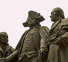 American patriots by Thad Zajdowicz