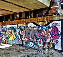deface by Lenny La Rue, IPA