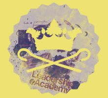 Next Gen Leadership Academy - Stamp Logo by eLEkt