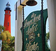 Ponce DeLeon Lighthouse, Ponce Inlet, Florida by FLgirl
