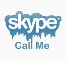 Skype Call Me by MikeGerkin
