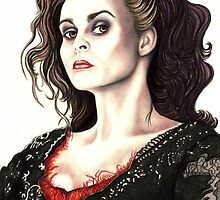 Helena Bonham Carter - the pie lady 117 views by Margaret Sanderson