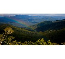 Mt Mee Landscape - Queensland Photographic Print