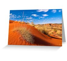 Sand Country Greeting Card