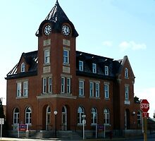 Old Post Office,Battleford,Sask. Canada by MaeBelle
