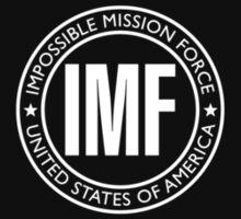 I M F 1996 Logo by Christopher Bunye