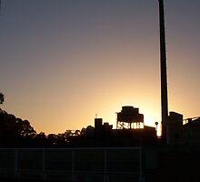 Sunset Aquatic Centre Three by Robert Phillips