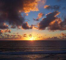 Sunset Twelve by Robert Phillips