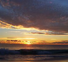Sunset Two by Robert Phillips