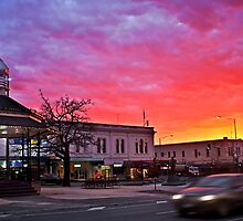 WInter Sunrise, Ballarat by Craig Mitchell