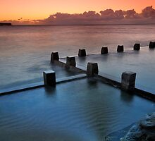 Calm Sunrise at Coogee by Ian Berry