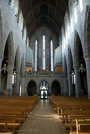 St Mary's Cathedral Killarney Kerry 5 by Georgia Conroy