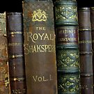 OLD BOOKS OF SHAKESPEARE by gothgirl
