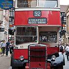 No 92 to Stockport by David Bradbury