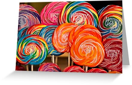 Lollipops by Yannik Hay
