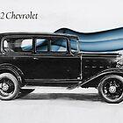 1932 Chevrolet by garts