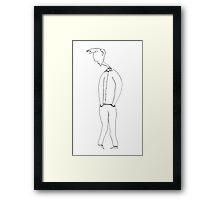 Milton Framed Print