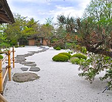Zen Garden by Polly Greathouse