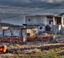 Small Farm on Paros Island by Mariano57