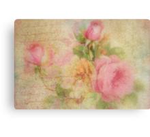 la belle rose  Canvas Print