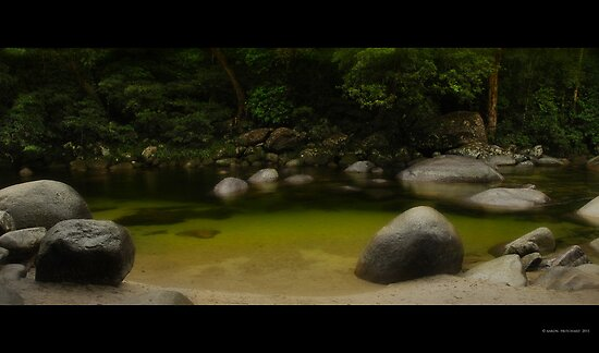 Mossman Gorge by Aaron .