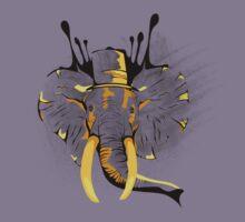 Elegant elephant 2 by bluffingpotspk