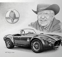 Carroll Shelby  by Kevin Krueger