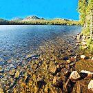 Mirror Lake, Utah by Ryan Houston