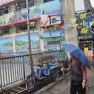 Tai O Grandma by Polly Greathouse