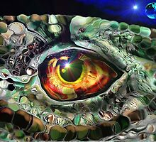 I Reptile by uepa arts