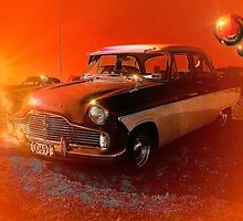Ford Zephyr by uepa arts