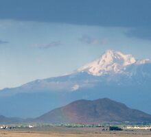 Mt. Shasta by gerardofm4