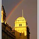 Rainbow - Melbourne, Australia by Shara
