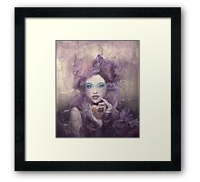 Sugar Plum Framed Print