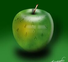 Apple by Hiragraphic