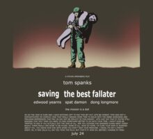 saving the best fallater by Octochimp Designs