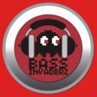 Bass Invader 3 by HIGGZY