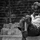 """The King"" - The Common Man Series by Biren Brahmbhatt"